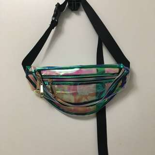 """""""Clear"""" Fanny Pack"""
