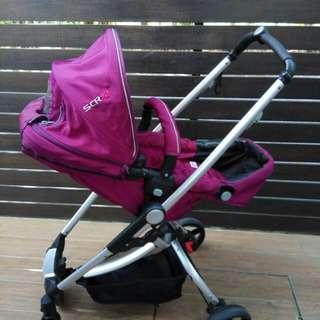 Preloved SCR12 stroller