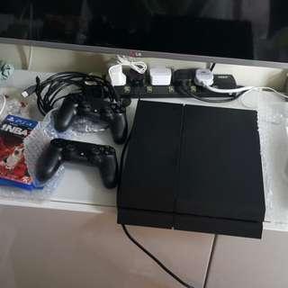 PS4 連兩制兩Games