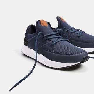 Bershka Man Technical Sneakers