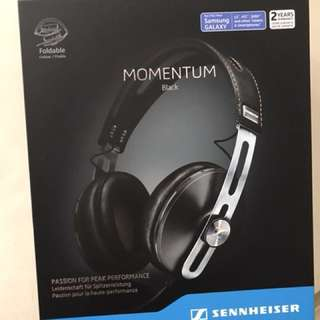 Sennheiser Momentum over-ear headphone sequel gains