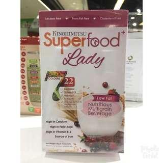 Kinohimitsu Superfood Lady 10s