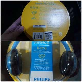 Philips kids Headphones