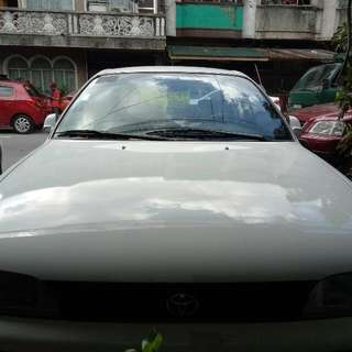 1993 toyota corolla gli  manual still  nice white paint newly change oil fresh inside all intact running condition cool ac reg 2017 complete papers pde sa maseselan  110t nego lang after you viewed it  sampaloc manila area