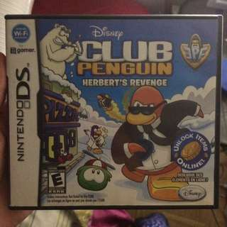 Club penguin: Herbert's revenge