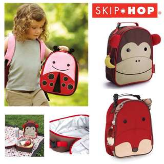 Skip Hop Kids Insulated Lunch Bag