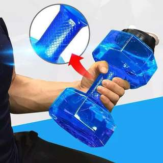 Sports Bottle Dumbell