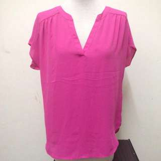 Banana Republic Pink Tunic