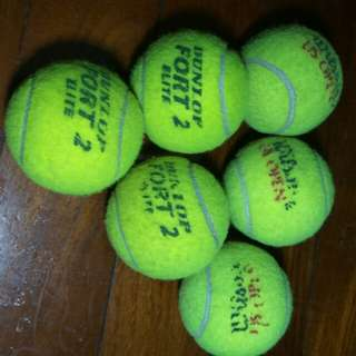 *USED* Tennis ball $40 for 60 balls