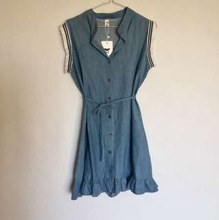 BNWT Denim Dress