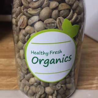Green Coffee by Healthy Fresh Organics