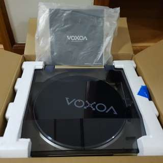 Voxoa Turntable!