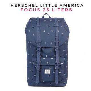 Herschel Little America Focus