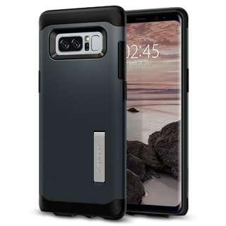 Samsung Note 8 spigen case slim armour