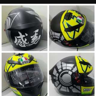 AGV Helmet PSB Approved!