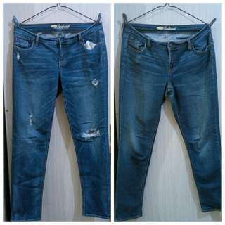Take All Old Navy Pants Size 6 for P1000