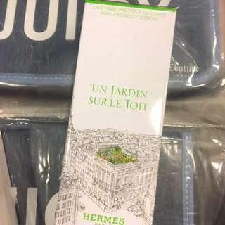 Hermes Un Jardin Sur Le Toit Body Lotion 200ml