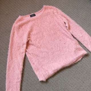 Fluffy Pink jersey