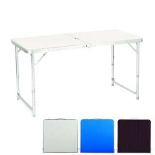 (FREE POSTAGE) FOLDABLE ALUMINIUM TABLE FOR CAMPING OUTDOOR