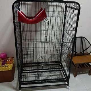 3 tier cat/pet cage