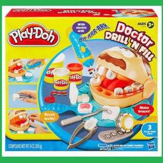 Play Doh Dentist