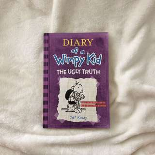Diary of a Wimpy Kid; the ugly truth by KINNEY