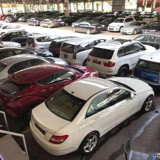 Sales Executive (pre-owned cars)