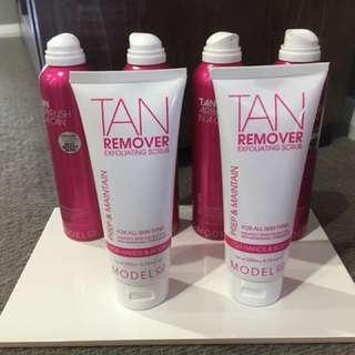 New Modelco tanning products