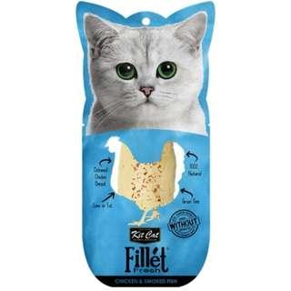 Kit Cat Fillet Fresh 30gm - 5 for $10.00