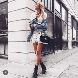 *SOLD OUT* Realisation Par Alexandra dress Size S in cream Superstar