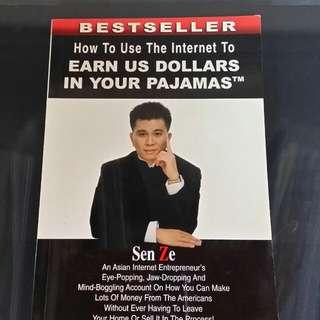💥 Best Seller : Earn USD in Your Pajamas by Sen Ze 🔥