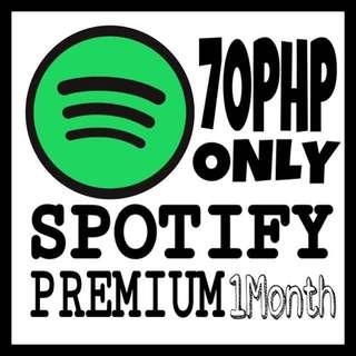 Spotify Premium, VSCO Filters & Netflix Premium