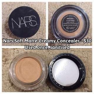 NARS Soft Matte Creamy Concealer - Custard