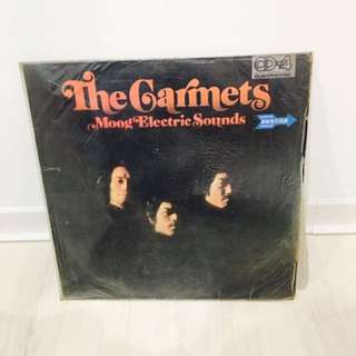 黑膠唱片/The Garmets