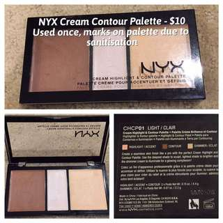 NYX Cream Contour Kit - Light