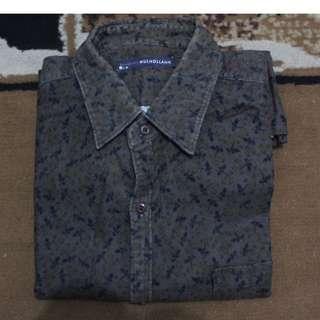 MULHOLLAND - Kemeja Flannel Mulholland Size M ada Uniqlo juga!