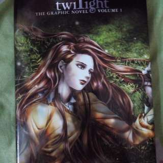 Twilight (the graphic novel vol.I)