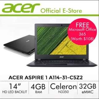 Acer Aspire 1 A114-31-C5Z2