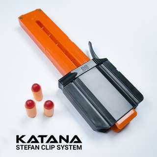 Katana Dart Clip and Adaptor