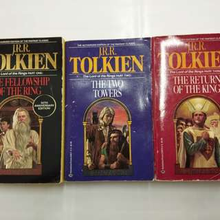Lord Of The Ring - J.R.R TOLKIEN