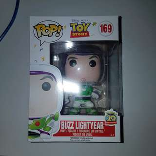 Buzz Lightyear Pop Vinyl