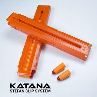 Katana Dart Clips