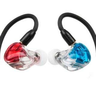全新 Magaosi K5 麥高思 3色 五動鐵單元 + 無線藍牙線 + 鍍銀銅線 三頻平衡