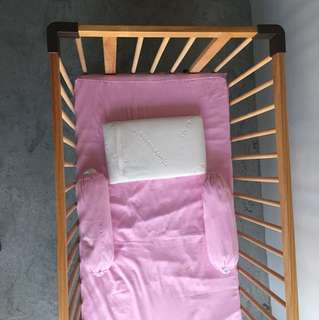 Baby Cot (5 in 1)