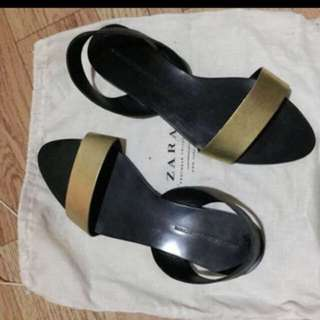Zara collection sandals