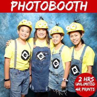 Wedding/birthday/dinner&dance - Photobooth Instant Print Services