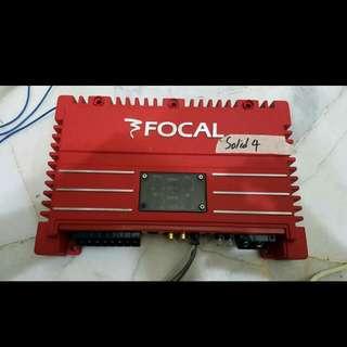 Focal 4ch