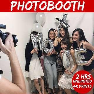 Photobooth ! Events: Birthday Wedding