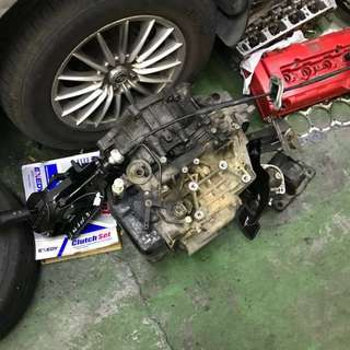 GEARBOX AUTO CAMPRO 1.3