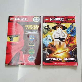 Ninjago Books
